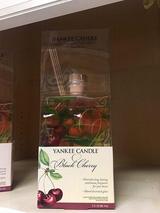 Yankee Candles at Hopkins Hill Nursery